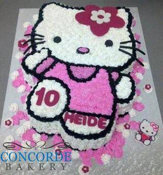 hello kitty cut out