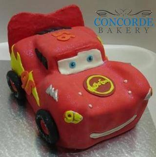 model lightning mcqueen
